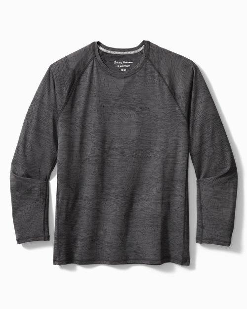 Delray Frond IslandZone® Crewneck Shirt