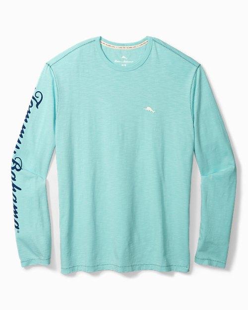 Surf Billboard Marlin Long-Sleeve T-Shirt