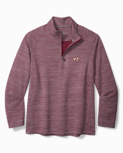 Collegiate Play Action Half-Zip Sweatshirt