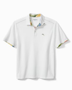 Five O'Clock Canopy Kaleidoscope IslandZone® Polo