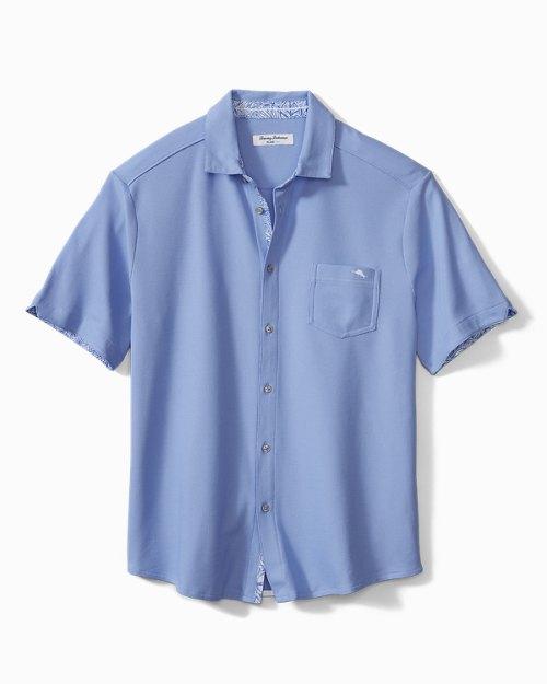 Five O'Clock Geo Tropic Camp Shirt