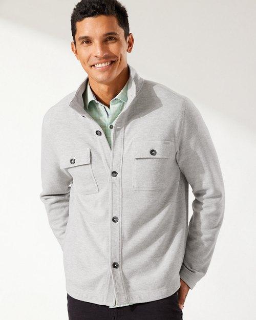 Montserrat Shirt Jacket
