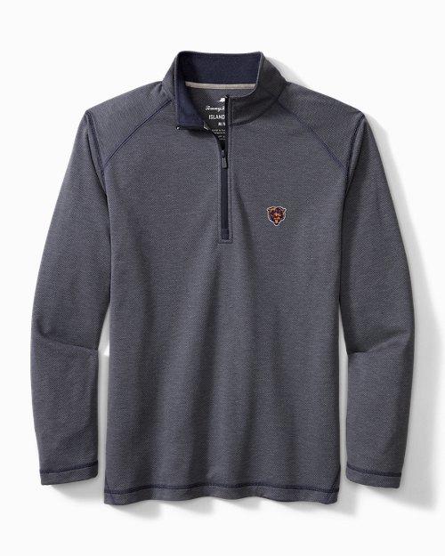 NFL Off Side Performance Half-Zip Sweatshirt