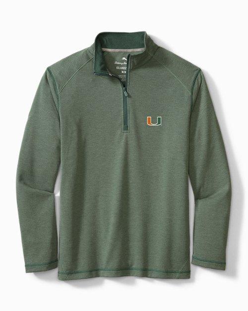 Collegiate Off Side Performance Half-Zip Sweatshirt