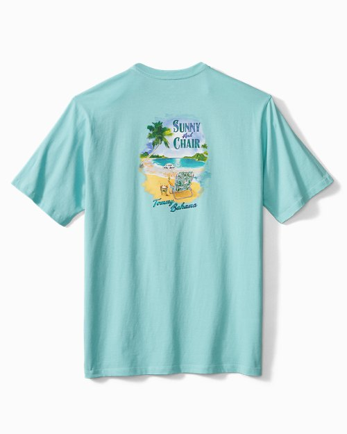 Sunny And Chair T-Shirt