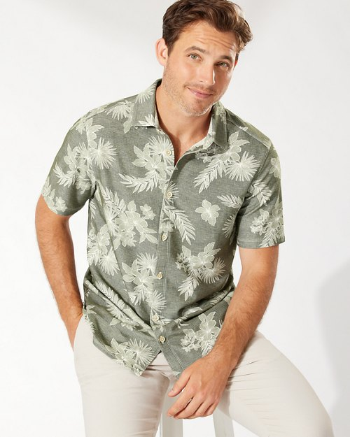 Ocean Grove IslandZone® Knit Camp Shirt