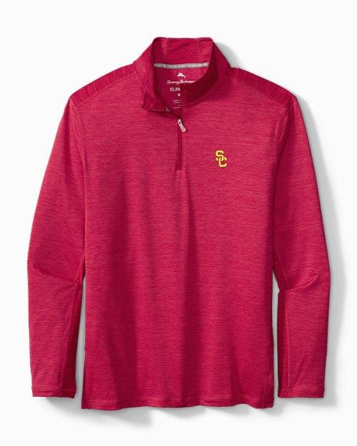 Collegiate Delray IslandZone® Half-Zip Sweatshirt