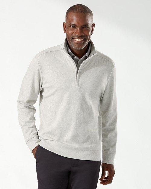 New Martinique Half-Zip Sweatshirt