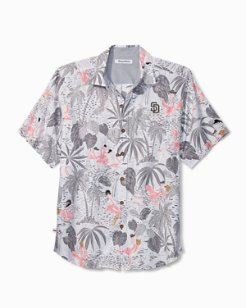 MLB® Flamingo King Camp Shirt