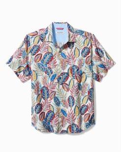 Festival Fronds Camp Shirt