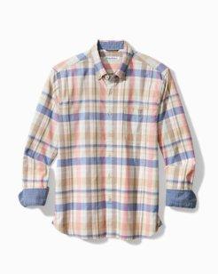 Oxford Isles Mumbai Madras Stretch Shirt
