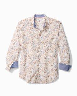 Newport Coast Patan Paisley IslandZone® Shirt