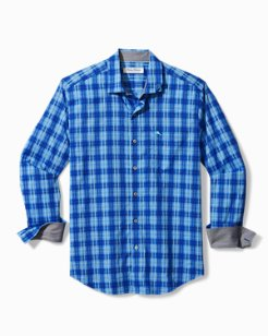 Newport Coast Sands Check IslandZone® Shirt