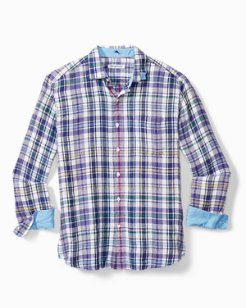 Sea Isle Linen Shirt