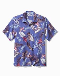 Bird's Eye View Camp Shirt