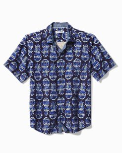 Pineapple Party Camp Shirt