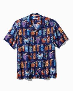 Tiki Bar Camp Shirt