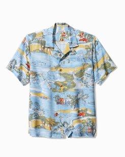 Marina Beach Camp Shirt