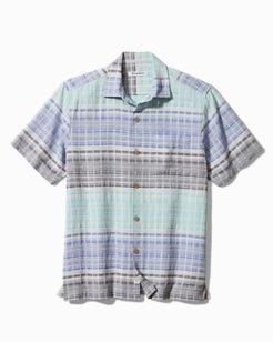 Sharma Stripe Camp Shirt