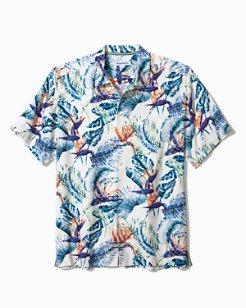 Travel Tropics Camp Shirt