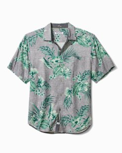 Goa Gardens Camp Shirt