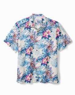 Hilo Gardens Camp Shirt