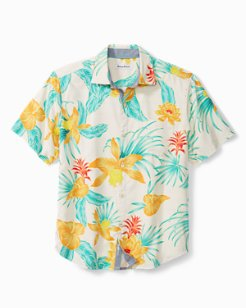 Mahala Blooms IslandZone® Camp Shirt