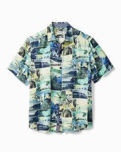 Island Snapshot Camp Shirt