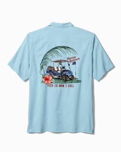 This Is How I Roll Camp Shirt