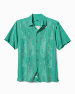Tahitian Border Camp Shirt