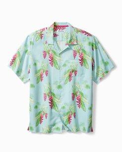 Coastal Cascade Camp Shirt