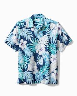 Konkan Jungle Linen Camp Shirt