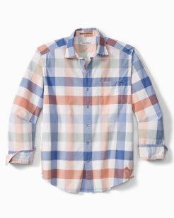 Paradise Poplin Check Shirt
