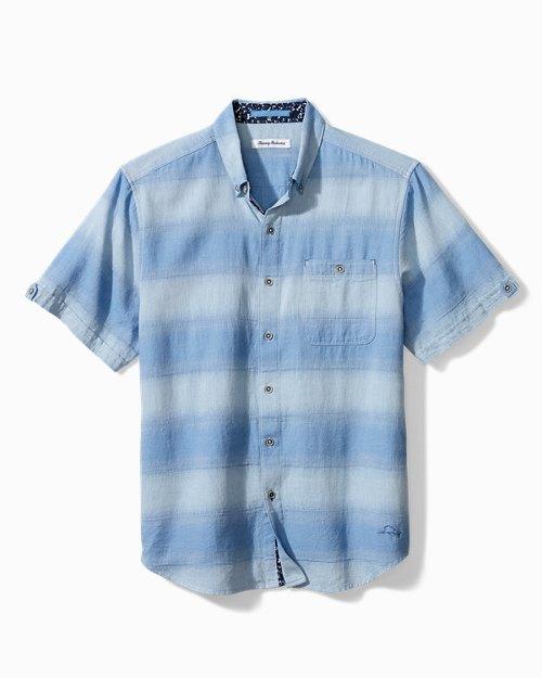 Ocean Fade Camp Shirt
