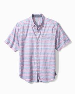Horizon Pointe Stripe Camp Shirt