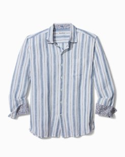 Splendor Stripe Linen Shirt