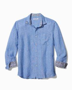 Bon Vivant Stripe Linen Shirt