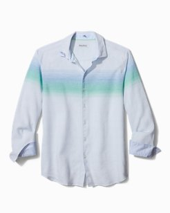 Horizon Heights Stretch-Linen Shirt