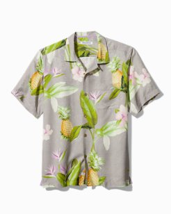 Piña Paradise Camp Shirt