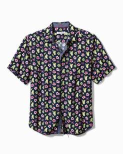 Bartender Bloom Camp Shirt