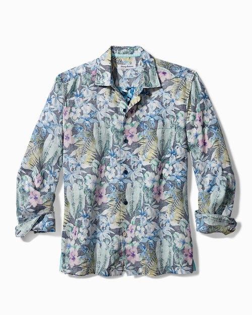 Bahama Botanics Linen Shirt