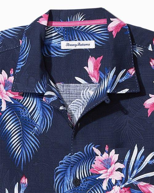 Nassau Blooms Camp Shirt