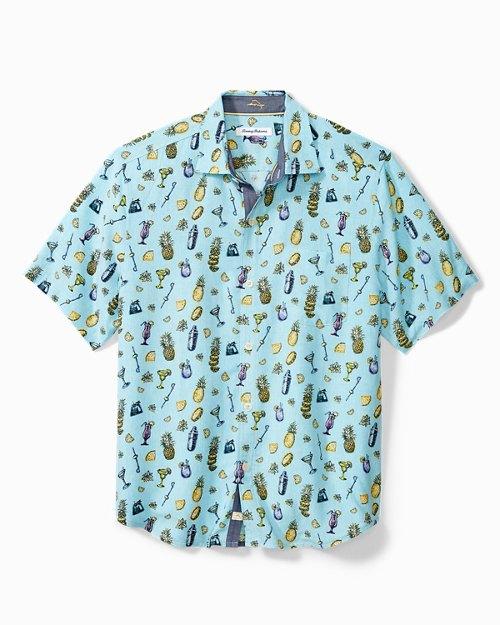 Bahama Mixer Camp Shirt