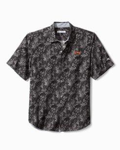 NFL Jungle Shade Silk Camp Shirt