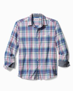 Oxford Isles Madras Stretch Shirt