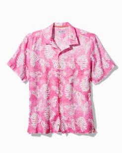 Flocka Bahama Linen Camp Shirt