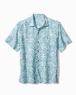 La Playa Fronds Camp Shirt