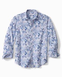 Paradise Poplin Vines Shirt