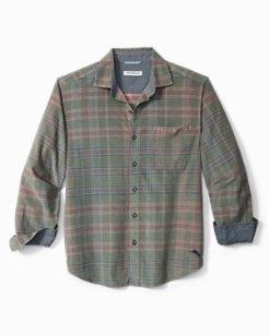 Coastline Corduroy Tropi-Cord Check Shirt