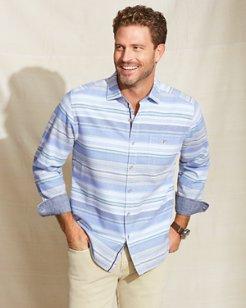 Island Sky Flannel Shirt